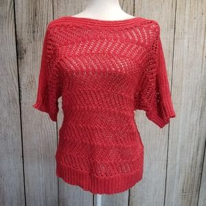 Chicos Knit Top size 2 (12/14)